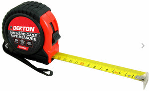 Decton 10 Meters (33FT) Hard Case METRIC / IMPERIA Tape Measure