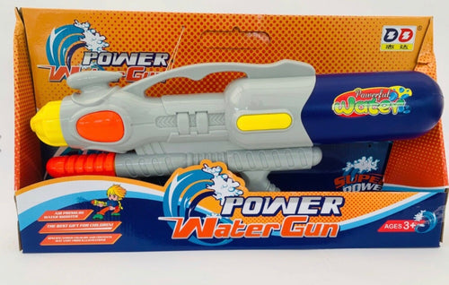 Kids Power Water Gun Pump Action Air Pressred Water Pistol