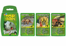 Load image into Gallery viewer, Top Trumps Dinosaurs Card Game