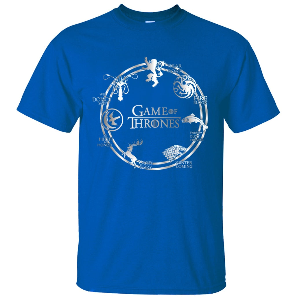 Men's Basic Game of Thrones Tee