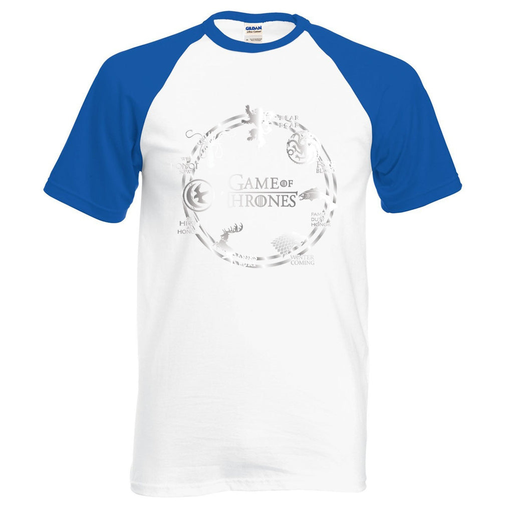 Men's Raglan Game of Thrones Tee