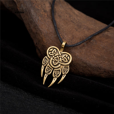 Viking Wolf Claw Necklace - [WOW Your Friends]