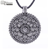 Viking Flower Necklace [Perfect Gift For Your Loved One]