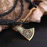 Beautiful Crafted axe Viking Necklace