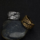 Huginn and Muninn Rings