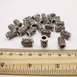 24pcs Viking Knot Rune