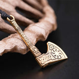 Viking Axe Symbol Necklace - Perfect Accesories For You!!