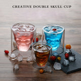 Viking Shot Skull Glasses