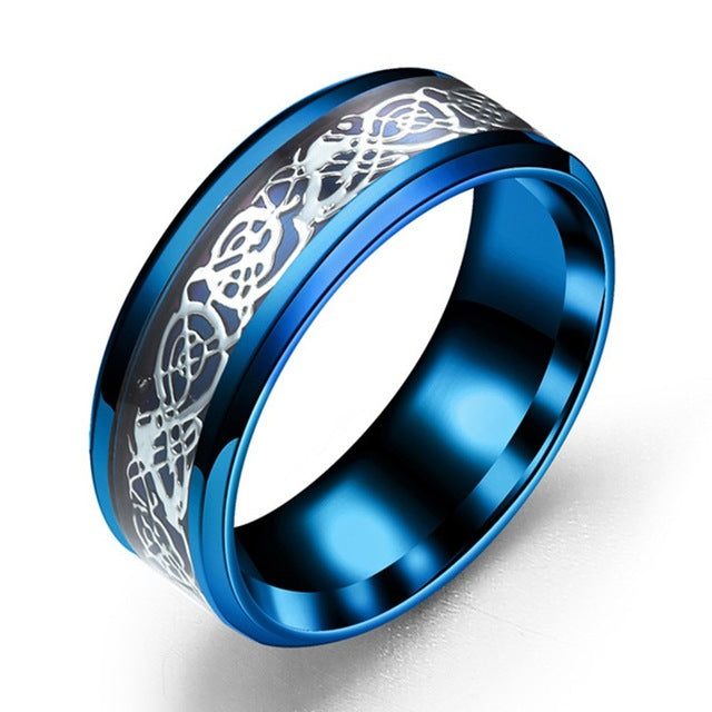 Fafnir Dragon Ring