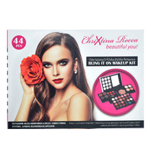 Load image into Gallery viewer, Chrixtina Rocca Beautiful you! Bling it on Makeup Kit ( 44 Pieces )