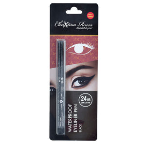 Chrixtina Rocca Waterproof Eye Liner Pen - Black