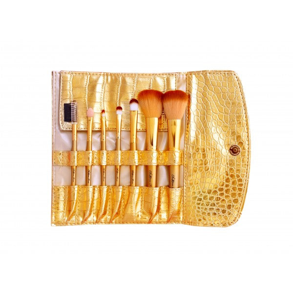 Chrixtina Rocca High Quality 7 Pieces Professional Make-up Brush Set