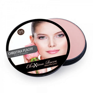 Chrixtina Rocca Creme Puff Compact Powder 05 Truly Fair