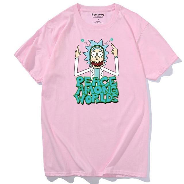 Rick and Morty Women's T-Shirt