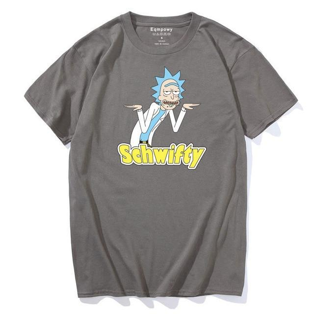 Rick and Morty Men's T-Shirt