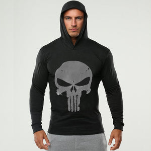 Punisher Long Sleeve Men's Shirt
