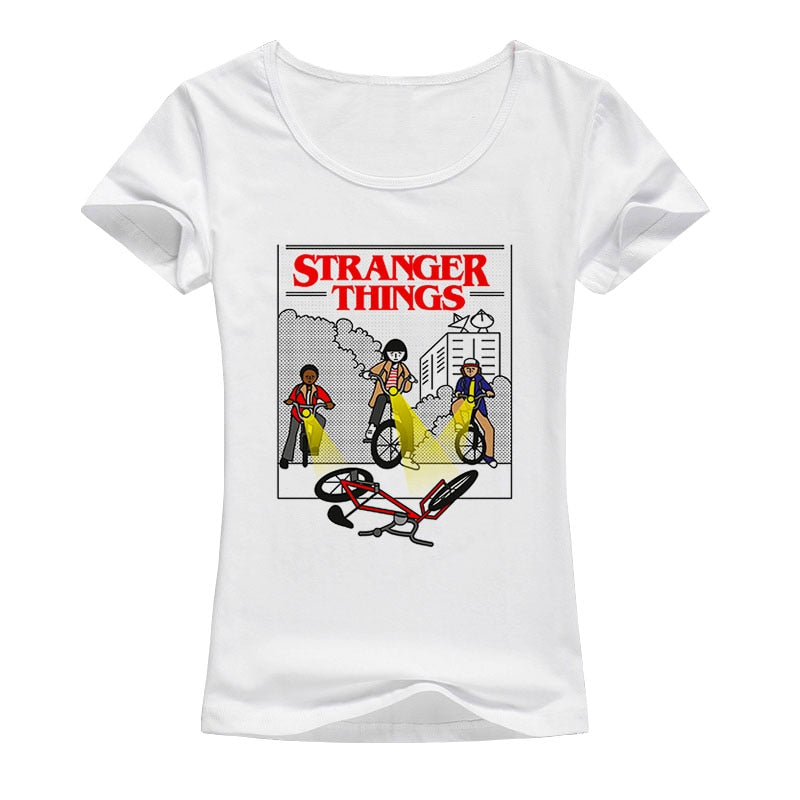 Stranger Things Women's T-Shirt