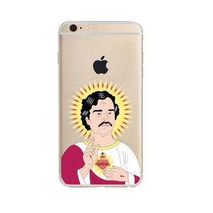 Narcos Silicone iPhone Covers