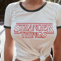 Stranger Things O-Neck Women's T-Shirt