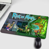 Rick and Morty Creative Printed PC Mouse Pads