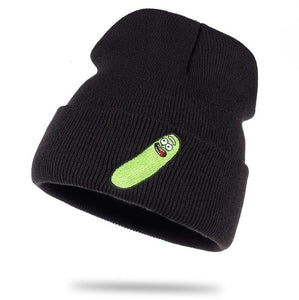 Rick and Morty Unisex Knitted Beanie