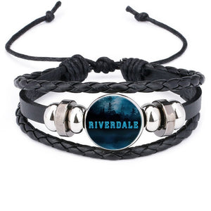 Riverdale Unisex Genuine Leather Bracelet
