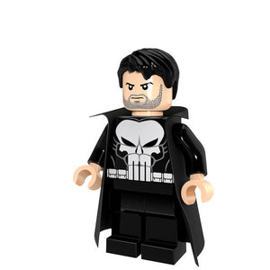 Punisher Building Blocks Toy