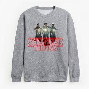 Stranger Things O-Neck Men's Sweatshirt