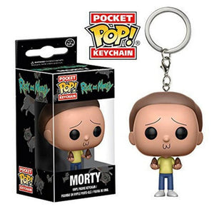 Rick and Morty Collectible Key Rings
