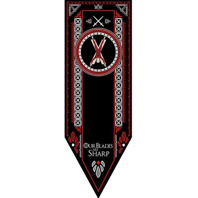 Game of Thrones Banner Flags