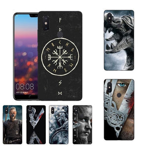 Vikings Silicone Xiaomi Covers