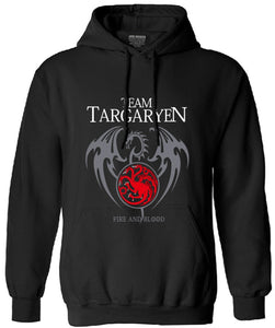 Game of Thrones Targaryen Men's Hoodie