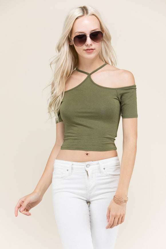 Show Off Crop Top