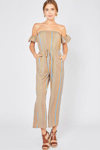 So Flirtatious Jumpsuit