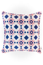 Haus of Meraki Composition #1 Belgian Cotton Linen Cushion 45x45cm