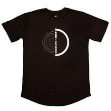 100% Cotton Tee - BLACK - I x UNIVERSE