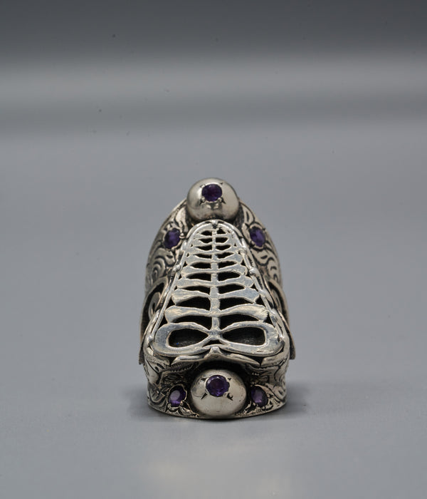 Yasuke Shield Ring with Aya