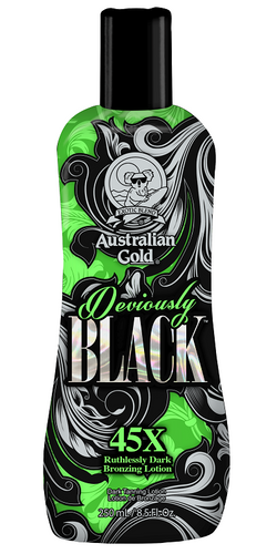 DEVIOUSLY BLACK  250ml