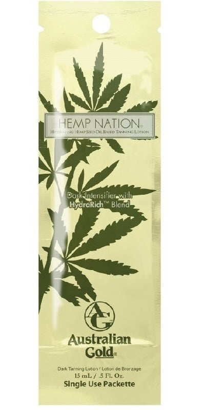 Hemp Nation - bronceador - Australian Gold España