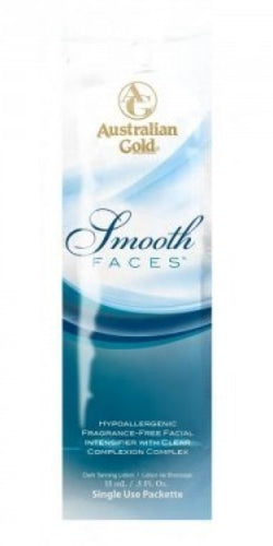 Smooth faces - bronceador - Australian Gold España
