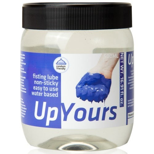 Lubrificante para Fisting Up Yours 500ML