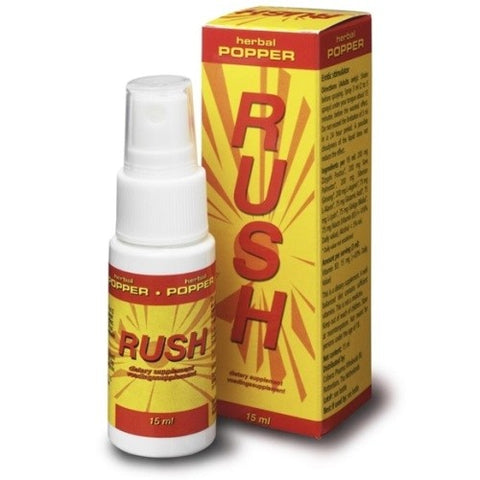 Spray Estimulante Rush Herbal Popper 15ml