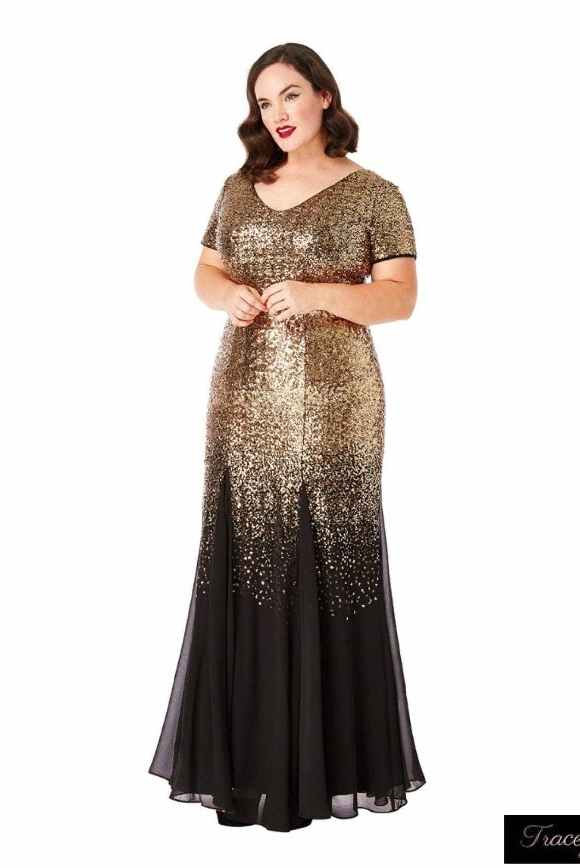 4d98a49a7ad Black And Gold Dresses   Target