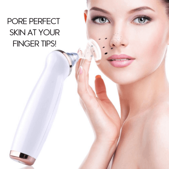 Pore Perfect™️ Pro Blackhead Vacuum