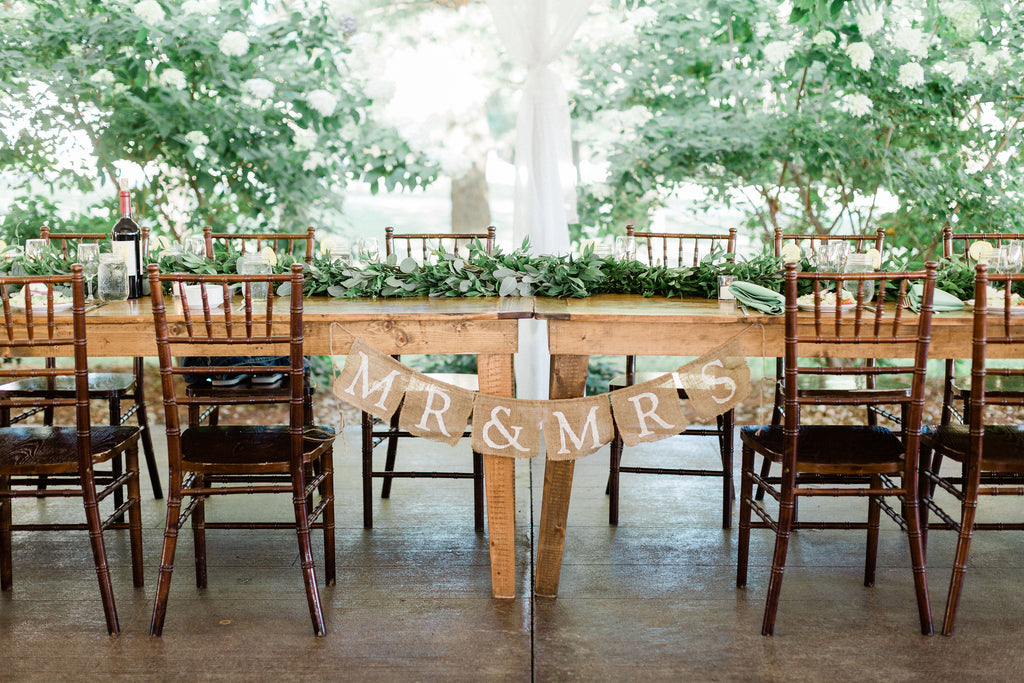 Renting vs. Buying Decor for Your Wedding