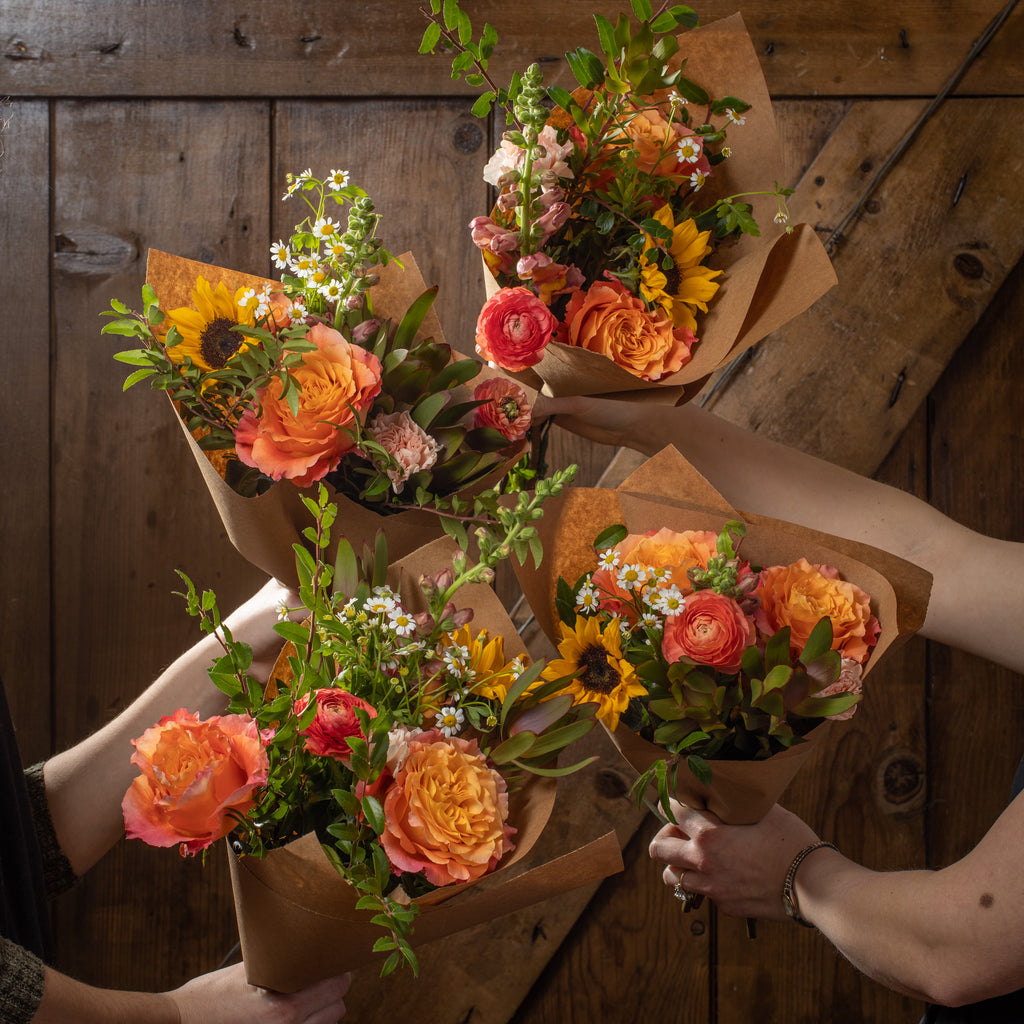 NEW at River Valley Designs: Subscription Bouquet!