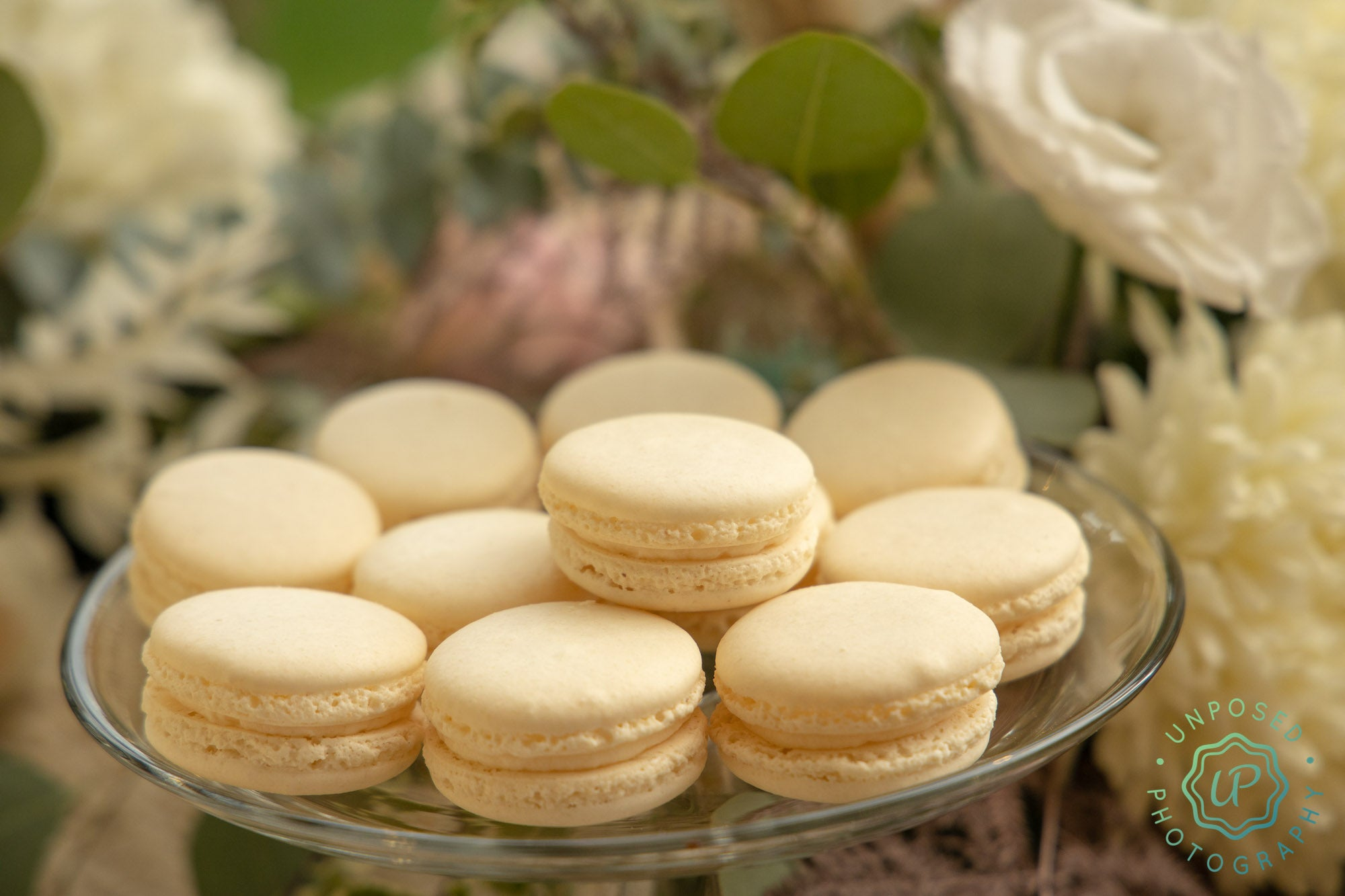 macaroons for wedding