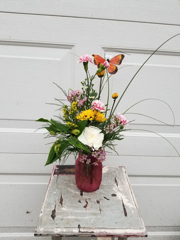 small mothers day bouquet
