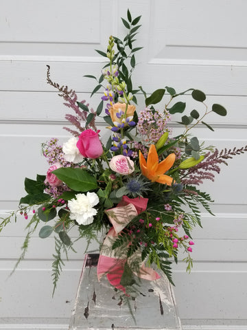 large mothers day bouquet