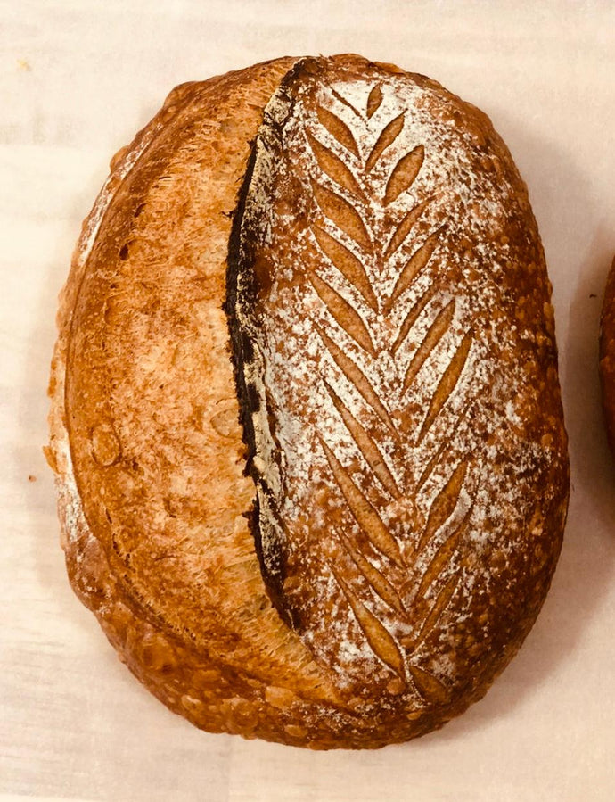 Rustic Sourdough